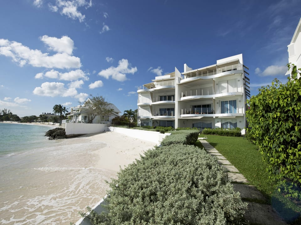 Stunning Barbados Beachfront