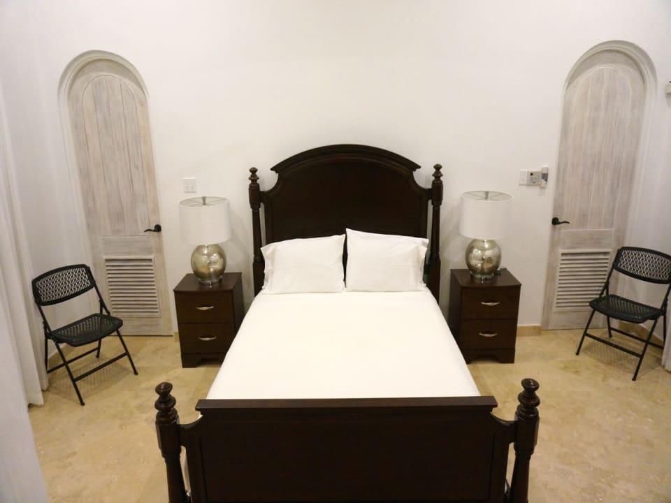 Ground floor bedroom suite