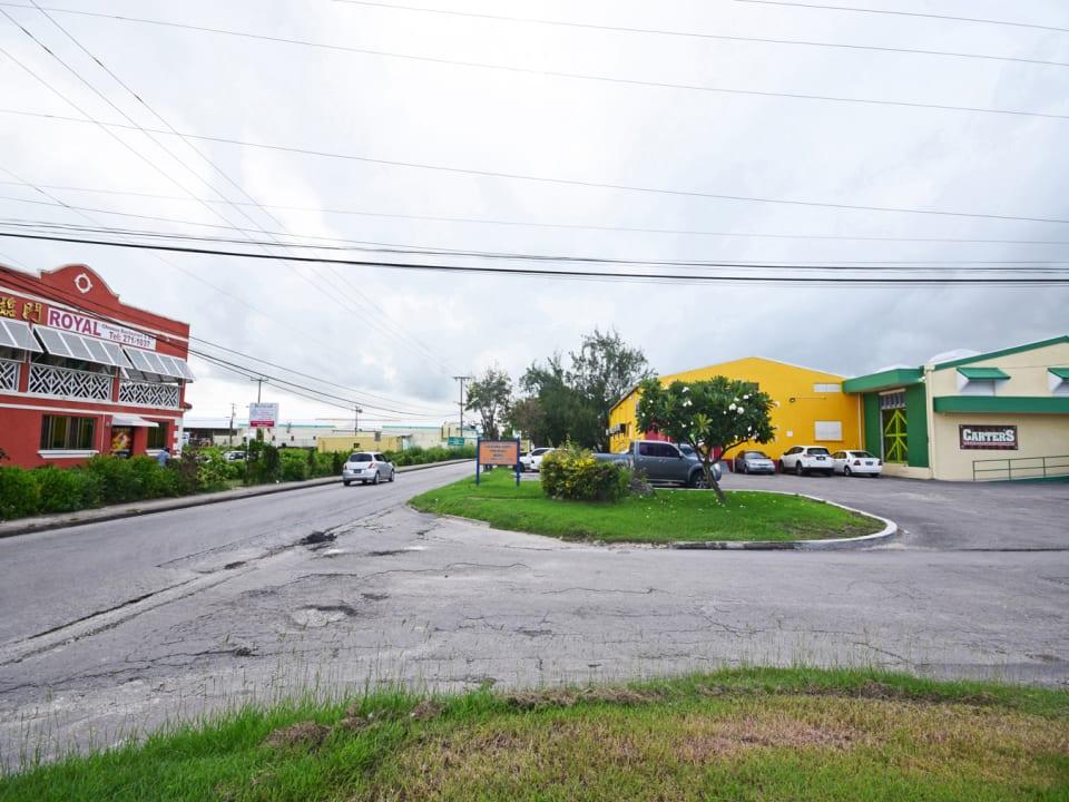 Neighbouring Property - Carters, ShopSmart & Restaurant
