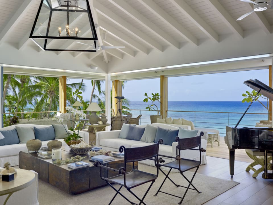 The Dream - Intimate Sitting Room with unobstructed Sea Views