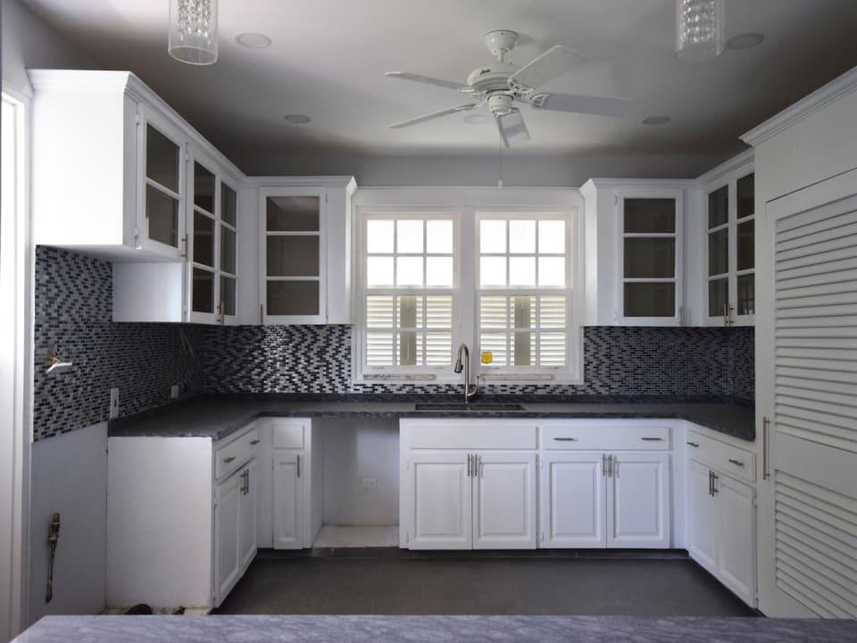 Modern Kitchen on Main Floor