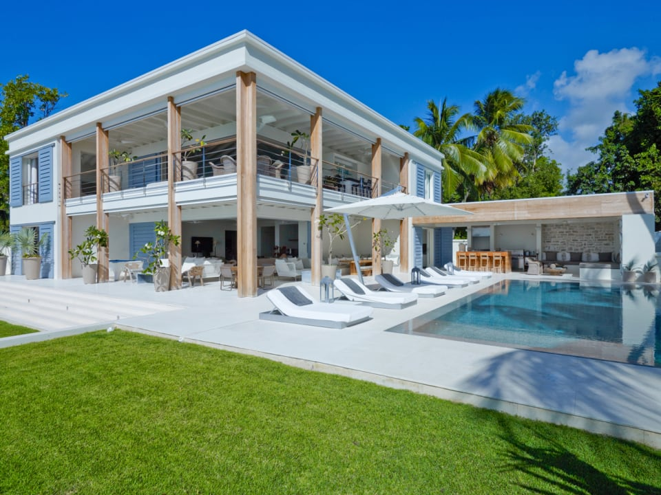 The Dream - Contemporary Style Villa overlooking the Caribbean Sea