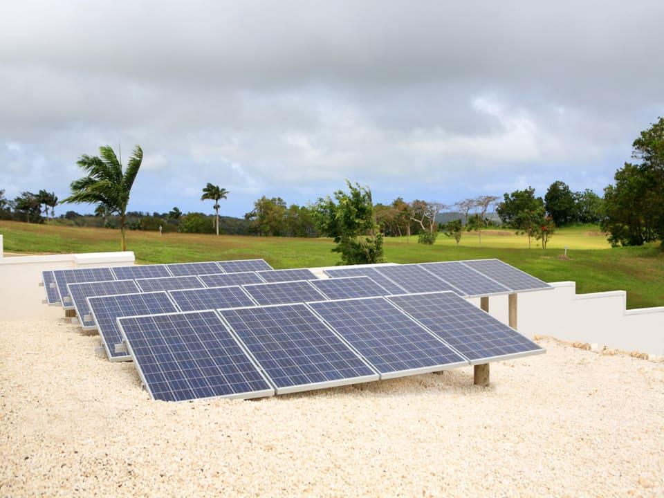 Photo-voltaic panels