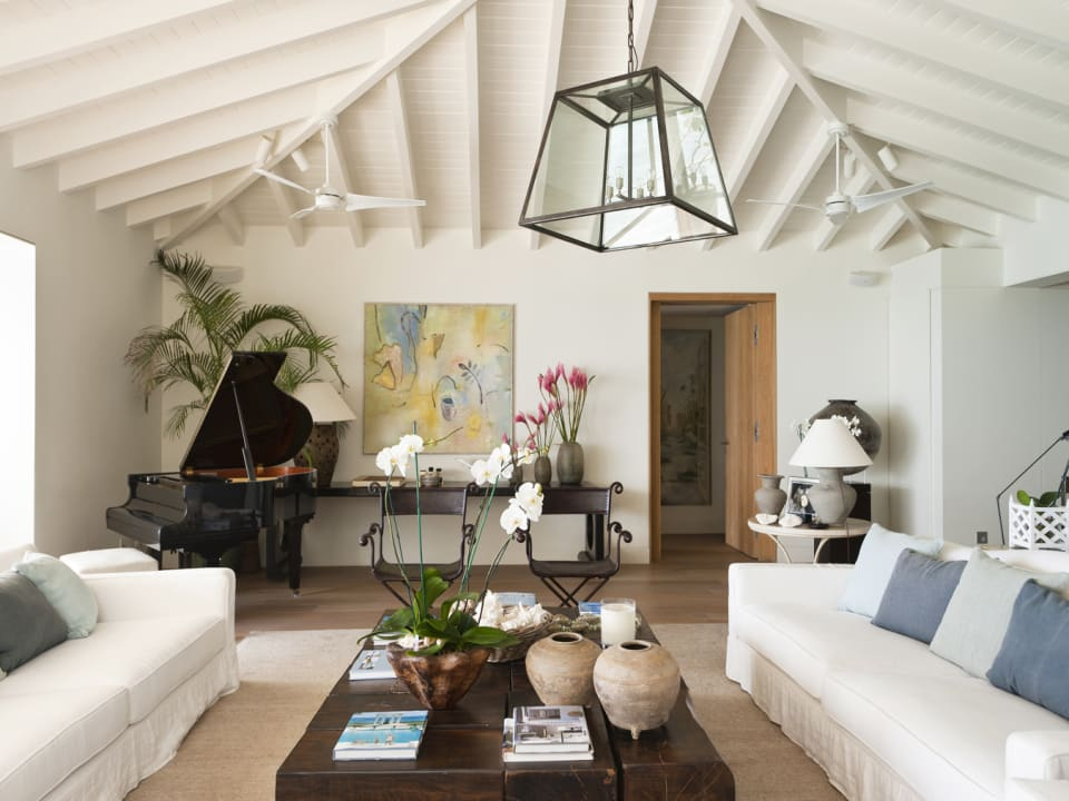 The Dream - Intimate Sitting Room