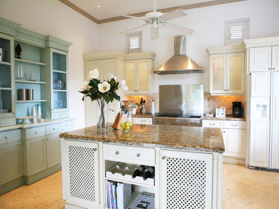 Beautiful and well appointed kitchen
