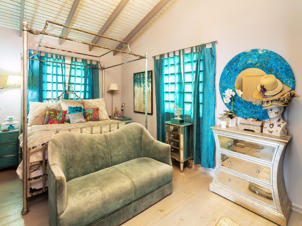 Master Bedroom on the 2nd Floor