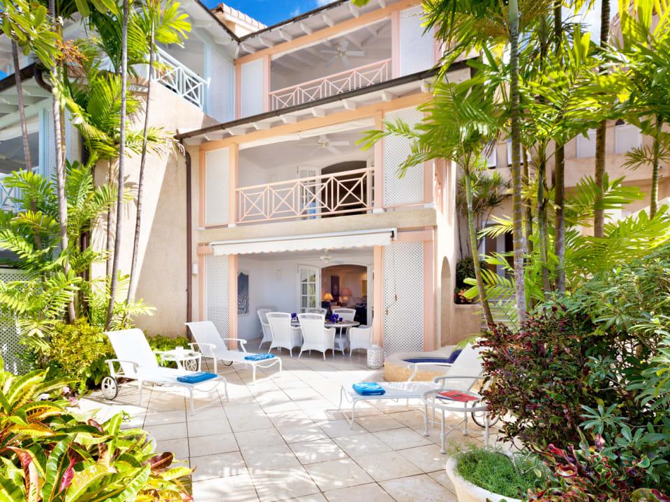 Impressive tri-level beachfront home