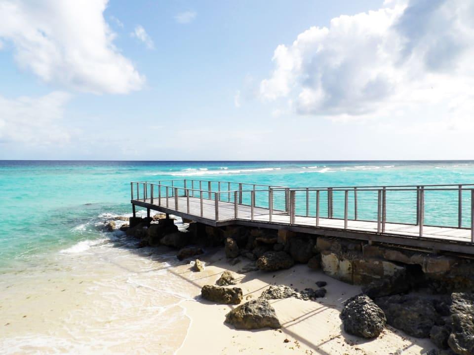 Private jetty