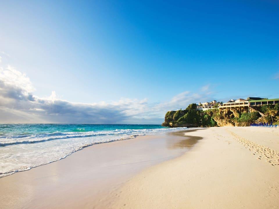World renowned Crane Beach