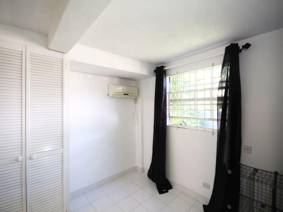 2nd Bedroom in the 2 Bed Ground Floor Apartment