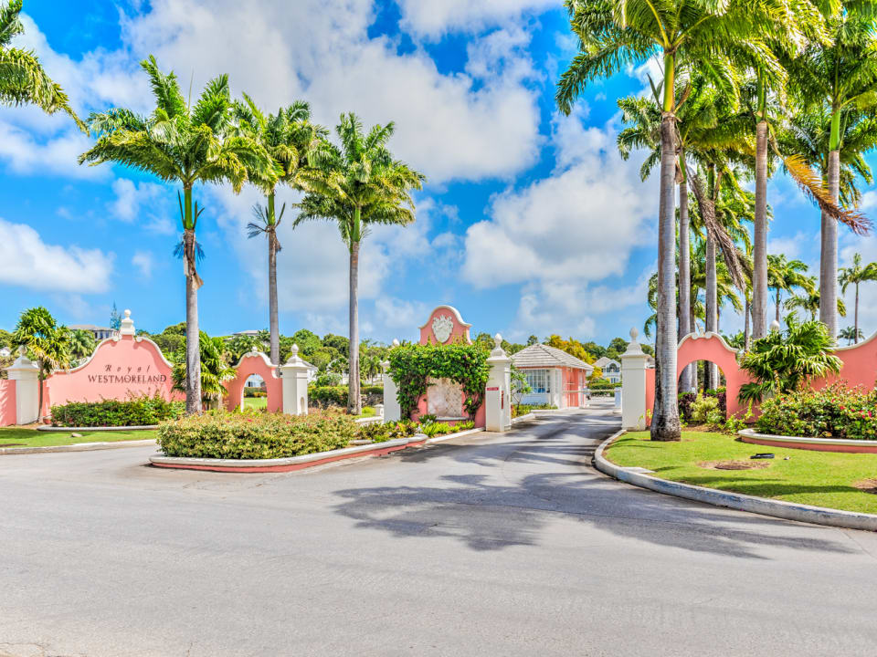 Royal Westmoreland - an exclusive gated community