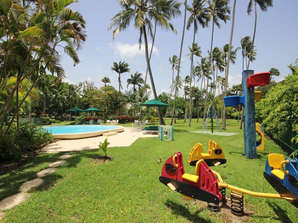 Kids Playground & Pool