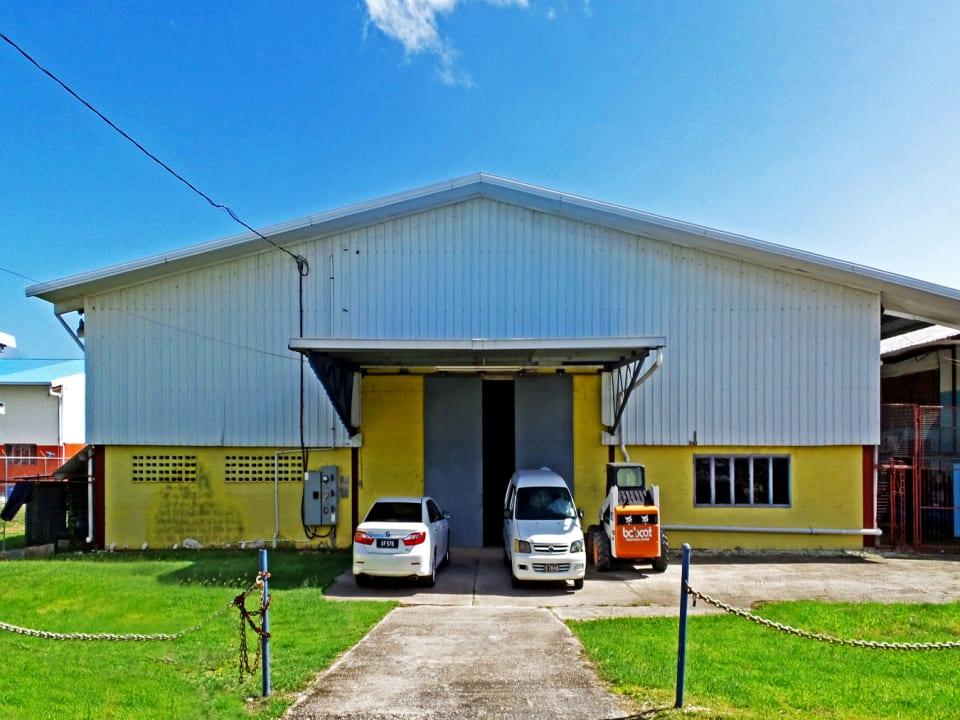 Lowlands warehouse