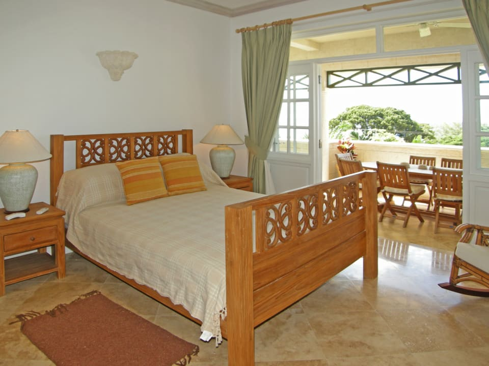 Bedroom with Access to Patio