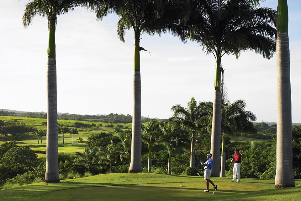 Royal Westmoreland Golf