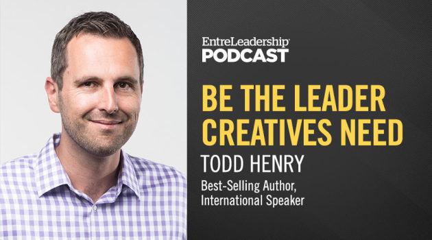 Todd Henry