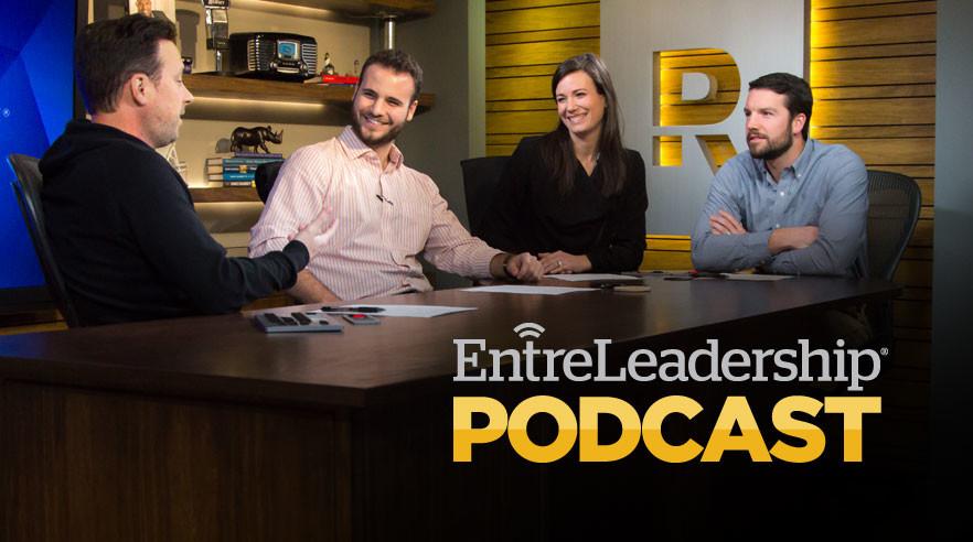 Ken Coleman interviews Daniel Ramsey, Rachel Cruze and Winston Cruze