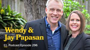 Wendy and Jay Papasan