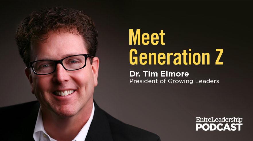 Dr. Tim Elmore