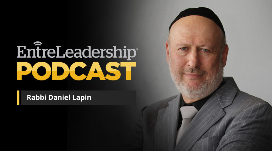 Rabbi Daniel Lapin