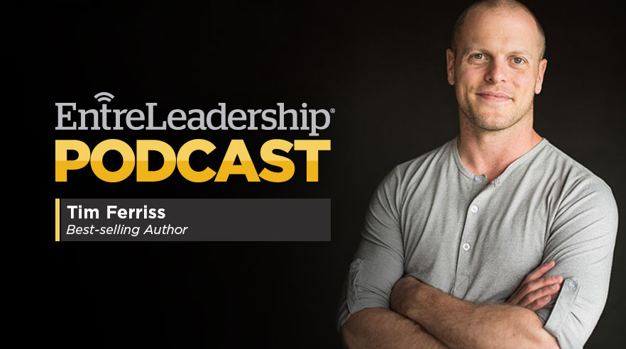 Timothy ferriss podcast