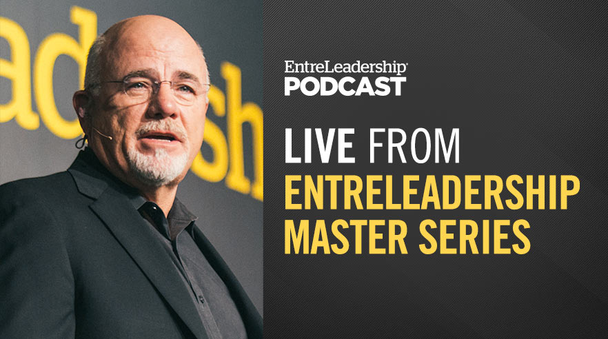Dave Ramsey at EntreLeadership Master Series 2018