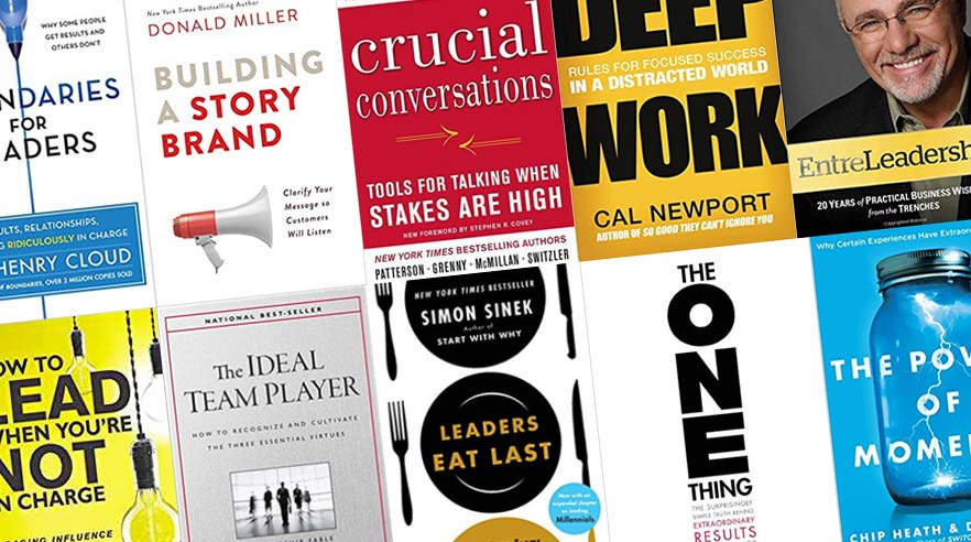 10 Leadership Books Smart People Are Reading Entreleadership
