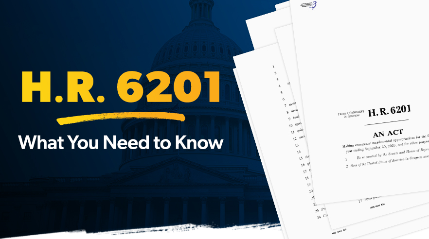 What Employers Need to Know About H.R. 6201