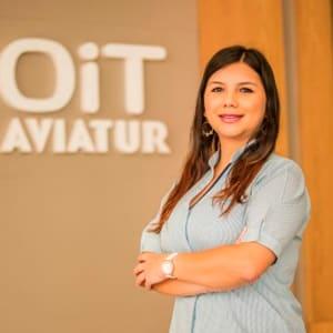 Aura María Martinez agente travelpana