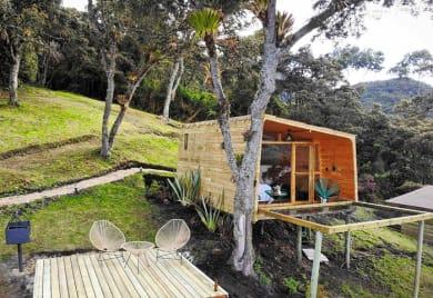 Neusa – Cundinamarca – Glamping Neusa Hills Cabaña Quiche
