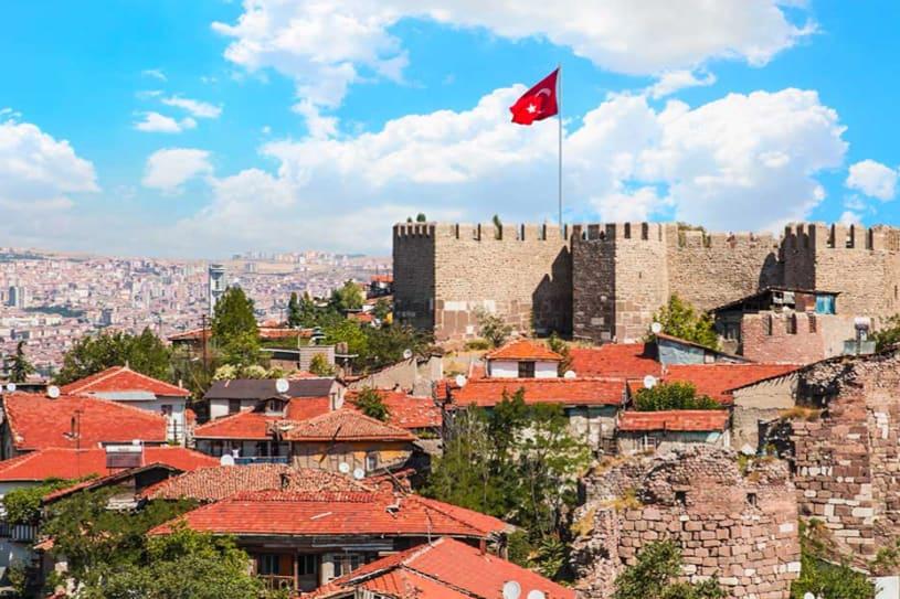 Quinceañeras a Turquía y Dubái