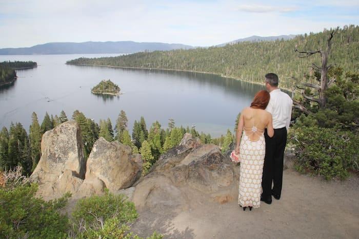 emerald bay wedding