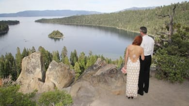 emerald bay wedding