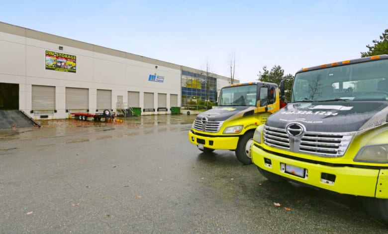 storage in North Vancouver
