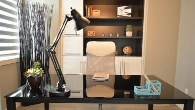 Photo of Sleek, stylish and utilitarian: clean mesh chairs are your new best friends at work.