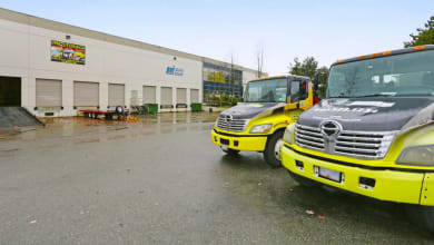 Photo of Secure Storage in North Vancouver