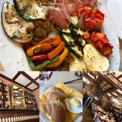 Enoteca Da Valentino In Ixelles Restaurant Reviews Menu And Prices Thefork