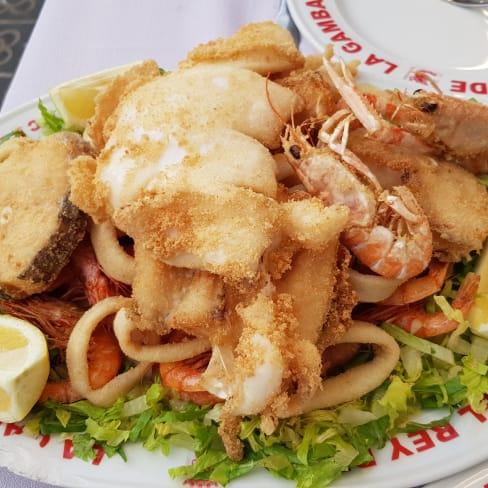El Rey De La Gamba 2 In Barcelona Restaurant Reviews Menu And Prices Thefork