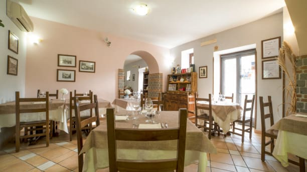 Casa Scola Ristorante a Gragnano Menu, prezzi, immagini