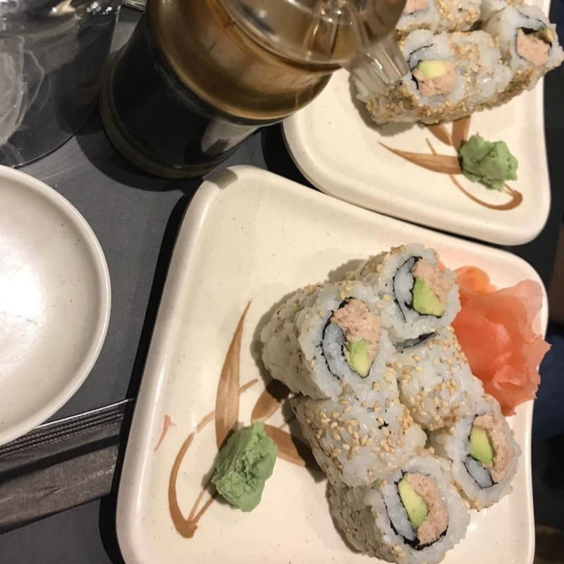 Nina Sushi Levallois In Levallois Perret Restaurant Reviews Menu And Prices Thefork
