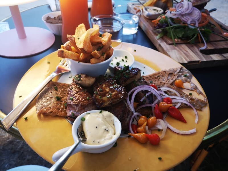 Crep Chignon In Cornebarrieu Restaurant Reviews Menu And Prices Thefork