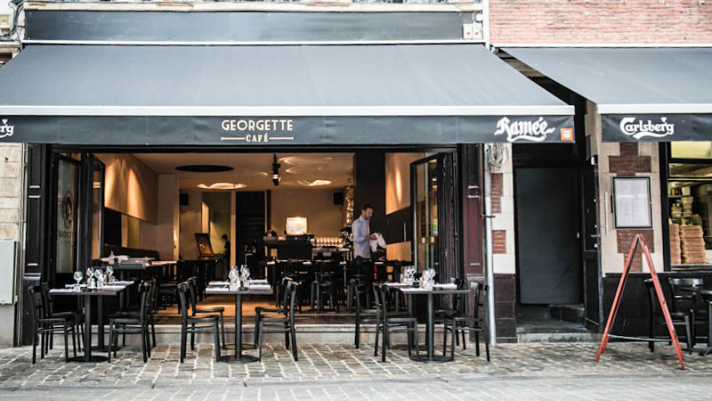 Café Georgette In Brussels Restaurant Reviews Menu And Prices Thefork