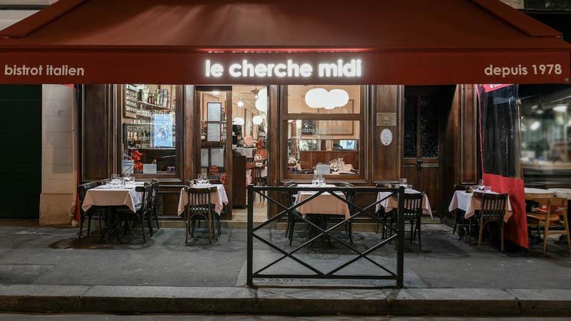 garcon restaurant rue du cherche midi rencontre hommes etranger