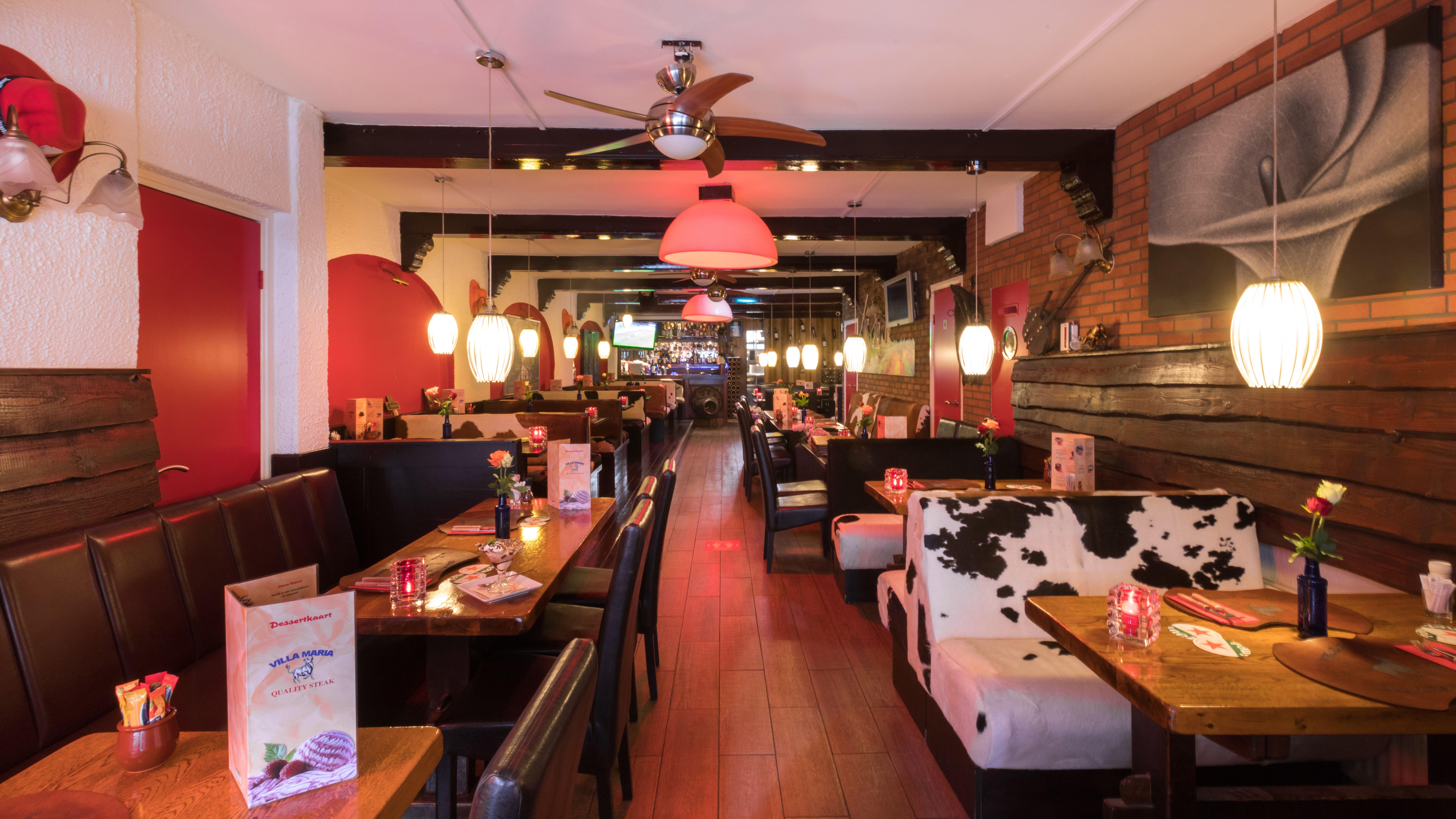 MARIA STEAK HOUSE, Amsterdam Omdömen om restauranger