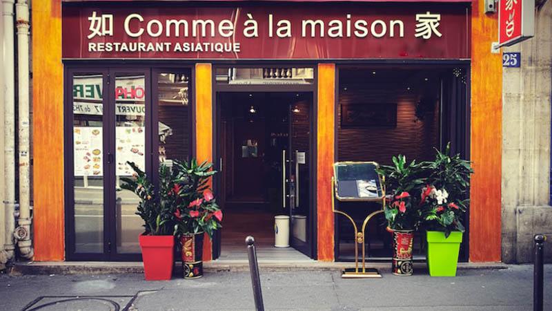 Comme à la Maison in Paris - Restaurant Reviews, Menu and Prices