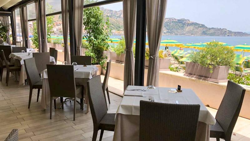 giardini naxos restaurant sul mare