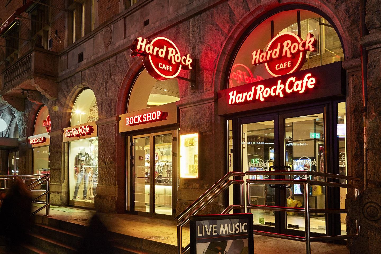 hard rock cafe malmö