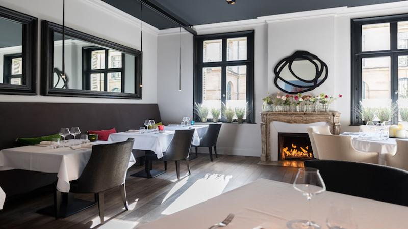 La Maison dans le Parc in Nancy - Restaurant Reviews, Menu and