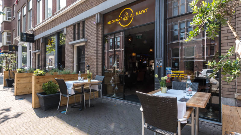 Restaurant Al Hayat In The Hague Restaurant Reviews Menu And Prices Thefork
