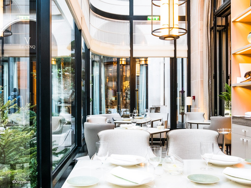 L'Orangerie - Four Seasons Hôtel George V